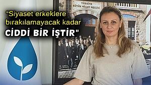 DEVA İzmir İl Başkanı Ösen: