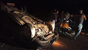 Foça eski Belediye Başkanı Gökhan Demirağ Trafik Kazası Geçirdi