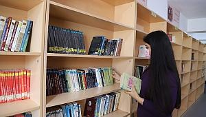 Görece Kütüphanesi yeni yerinde hizmet veriyor