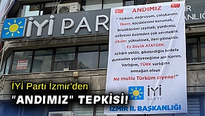 İYİ Parti İzmir'den