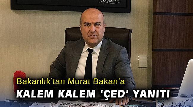 İzmir'de 18 yılda, 2 bin 544 projeye 'ÇED gerekli değildir' kararı!
