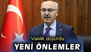 İzmir'de Kovid-19 ile mücadelede yeni kararlar alındı
