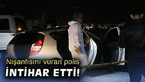 İzmir'de nişanlısını tabancayla öldüren polis memuru intihar etti