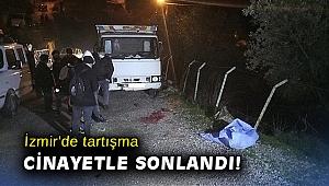İzmir'de tüfekle vurulan kişi öldü