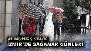 İzmir'de yeni haftada hava nasıl olacak?