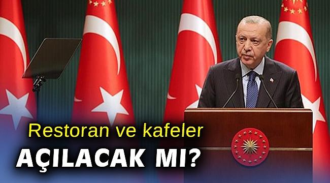 Kabine toplantısı sonrası Erdoğan'dan normalleşme açıklamaları