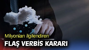 Milyonları ilgilendiren flaş VERBİS kararı