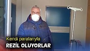 Özel hastaneden flaş iddia!