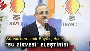 Sürekli'den İzmir Büyükşehir'e
