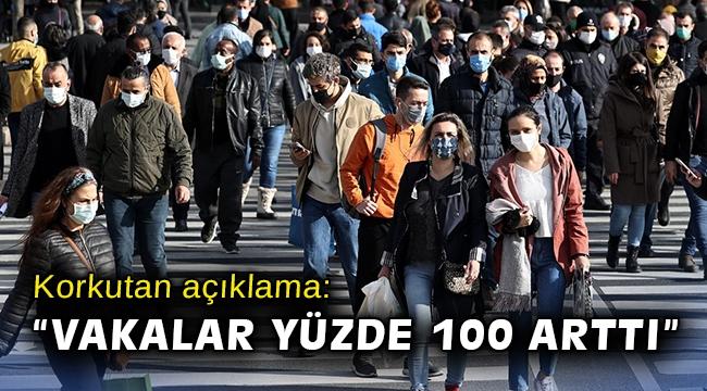 Türk Tabipleri Birliği'nden korkutan açıklama: