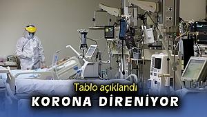 Türkiye'de son 24 saatte 11 bin 770 kişinin testi pozitif çıktı