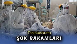 Türkiye'de son 24 saatte 11 bin 837 kişinin Kovid-19 testi pozitif çıktı