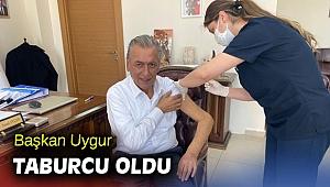 Uygur'dan sağlık durumu hakkında açıklama