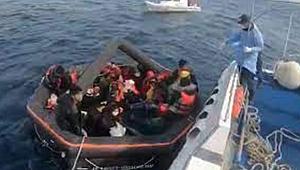 Afyonkarahisar'da 31 düzensiz göçmen yakalandı