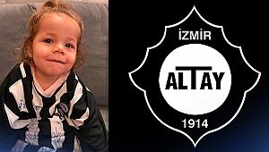Altay'dan Ada Bebeğe büyük destek