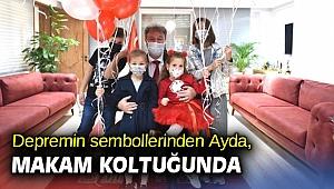 Ayda'nın 23 Nisan dileği, okulların açılması oldu