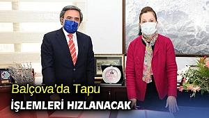 Balçova'da Tapu İşlemleri Hızlanacak
