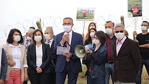 Başkan Arda'dan 'İzmir'in Çernobili' tepkisi!