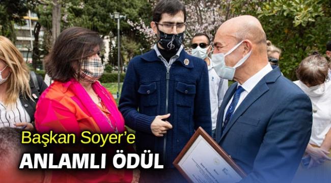 Başkan Soyer: Sizin yüzünüzün gülmesi bizim yüzümüzün gülmesi demek