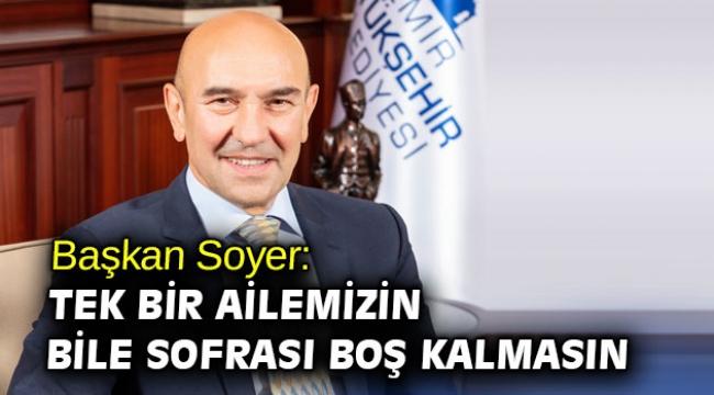 Başkan Soyer,