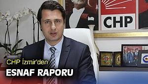 CHP İzmir'den Esnaf Raporu