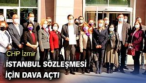 CHP'li Deniz Yücel, 'İstanbul sözleşmesine sahip çıkıyoruz!'