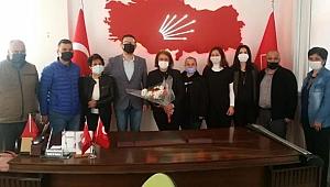 CHP'li Köse kooperatif çalışmalarını inceledi