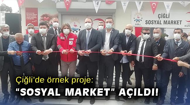 Çiğli'de örnek proje: