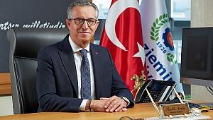 Gaziemir Belediyesi'nden dev pankart!