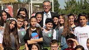 Gaziemir'de 23 Nisan coşkusu