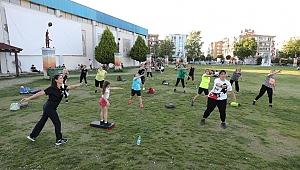 Gaziemirliler sağlık için spor yapacaklar!
