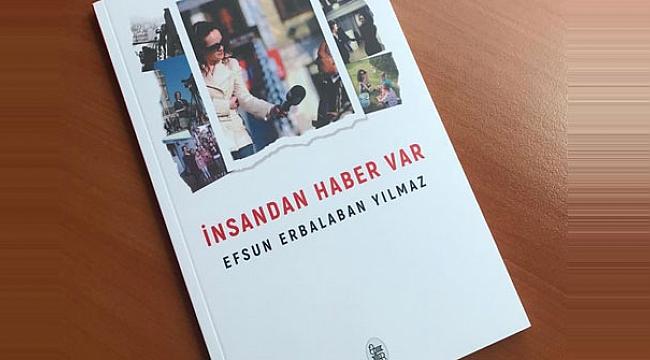 İzmirli gazeteci Efsun Yılmaz,