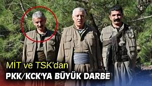 MİT ve TSK'dan ortak operasyon! PKK/KCK'ya büyük darbe