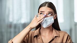 Pandemide göz alerjisine dikkat!