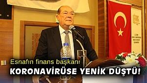 TESKOMB İzmir Birlik Başkanı Salahaddin Hünü korona virüse yenik düştü