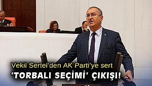 Vekil Sertel'den AK Parti'ye sert 'Torbalı seçimi' çıkışı!