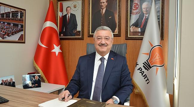AK Parti İzmir Milletvekili Necip Nasır: yarınların Türkiyesi gençlerimize emanet