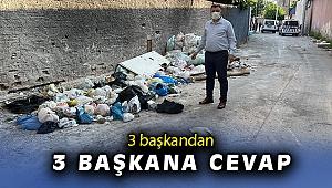 AK Partili üç İlçe Başkanı'ndan, üç Belediye Başkanına sert cevap
