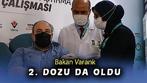 Bakan Varank 2. Dozu da oldu