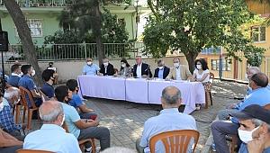 """Başkan Halil Arda: """"Aktepe'deki hazine miktar fazlalıkları vatandaşlara devredilmelidir"""""""