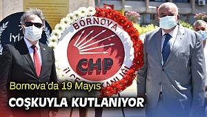 Bornova'da 19 Mayıs coşkuyla kutlanıyor