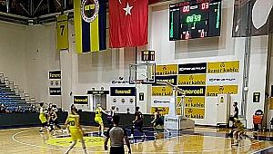 Çeşme Basket, Fenerbahçe Gelişim'e mağlup oldu