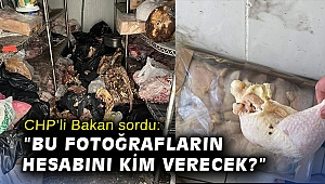 """CHP'li Bakan sordu: """"Bu fotoğrafların hesabını kim verecek?"""""""