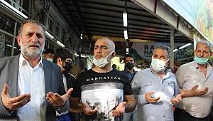 CHP'li MehmetTokan'ın yedi yemeği Basmane'de verildi