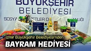 İzmir Büyükşehir Belediyesi'nden bayram hediyesi