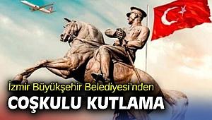 İzmir Büyükşehir Belediyesi'nden coşkulu 19 Mayıs kutlaması