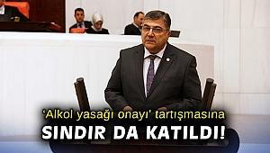 İzmir'de 'alkol yasağı onayı' tartışmasına Sındır da katıldı!