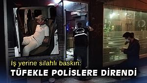 İzmir'de silahlı çatışma: 3 yaralı