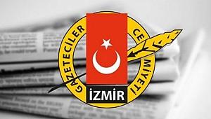 İzmir Gazeteciler Cemiyeti'nden 19 Mayıs mesajı!
