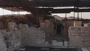 Kuşadası Kadı Kalesi'nde 13. yüzyıldan kalma insan iskeletleri bulundu